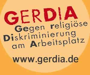 """Kampagne """"Gegen religiöse Diskriminierung am Arbeitsplatz"""" (GerDiA)"""
